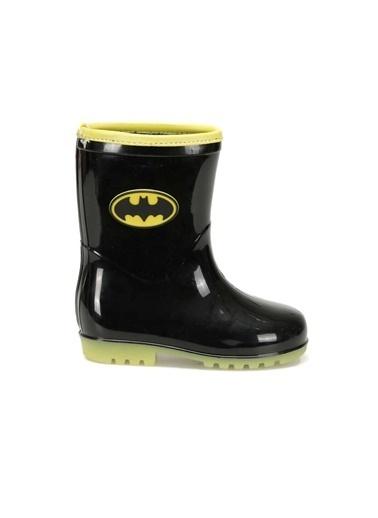 Batman Yağmur Çizmesi Siyah